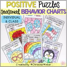 Behavior Chart Classroom Behavior Management Individual Class
