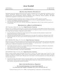 electronic technician resume samples resume format 2017 - Electronics  Technician Resume Samples