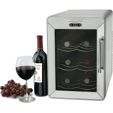 4 cuisinart cwc 600 6 bottle countertop wine cellar free inside cooler plans 5
