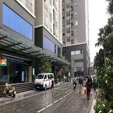 Bé gái 4 tuổi rơi từ tầng 25 chung cư phố Khương Trung xuống đất tử vong