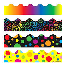 poster board borders image led decorate