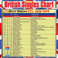 British Singles Chart Week Ending 17 July 1959 By Various
