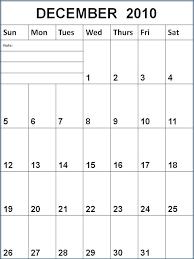 2010 Calendar January Wallalaf Large January 2010 Calendar