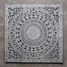 morrocan design carved wood wall art panel from thailand distress white wash 1024x1024 morrocan  on carved wood wall art white with morrocan design carved wood wall art panel from thailand distress