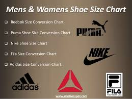 Shop Your Favorite Shoes With The Help Of Shoe Size