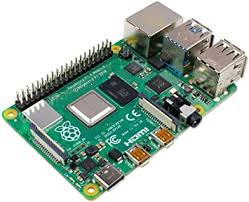 Raspberry SC15184 Pi 4 Model B 2019 Quad Core ... - Amazon.com