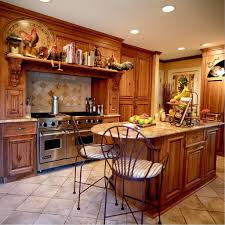 Small Picture Kitchen Decorating Themes Country Style Kitchen Interior Design
