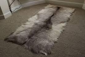 goat skin rugs rugs ideas