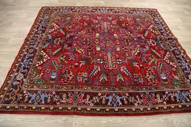 7x8 area rug likable ideas super hand knotted pure wool oriental 5 intended for simple 7x8