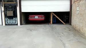 my garage door won t closeMy garage door that wont close all the way  YouTube