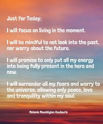 Just For Today Quotes Fascinating Positive Inspirational Quotes Just For Today