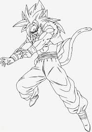 Dragon Ball Z Vegeta Coloring Pages Printable Coloring Page For Kids
