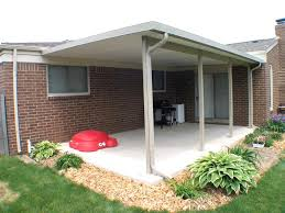 image of diy patio cover plans