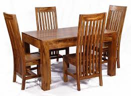 Sheesham Wood Dining Table Wonderful Looking Astonishing Ideas Set