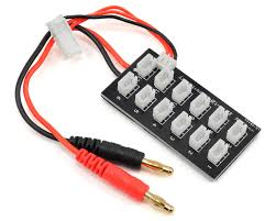 jst connector battery charger