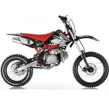 apollo db x18 125cc dirt bike with 4 speed manual clutch