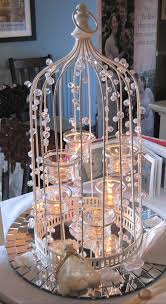 Tea Light Birdcage Celebrations Centerpieces With Cups For 6 T Lights Will