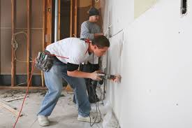 how to hang drywall for smoother