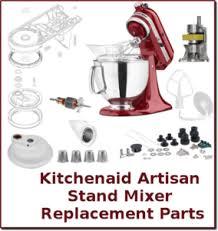 kitchenaid replacement parts. kitchenaid artisan stand mixer replacement parts
