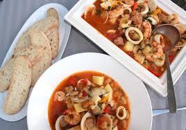 ZARZUELA DE MARISCOS (Catalan Seafood ...