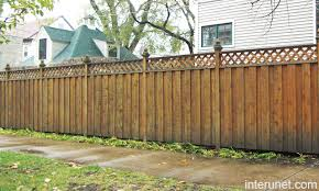 Simple Fence Design Simple Fence Design Wood Fence Simple Design
