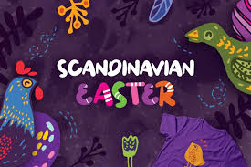Svg is an xml format for vector graphics we can define shapes by typing in text into an svg vector graphics means it can be scaled easily, this is one of the major benefits of using svg in your. Free Illustrations Download Easter Svg Cut Files Scandinavian Easter Illustrations Free Design Resources