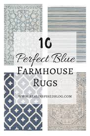 farmhouse style rugs. I Love Farmhouse Style, The Color Blue, And Cushy Rugs! Here Are Ten Style Rugs