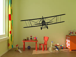 airplane wall decals canada
