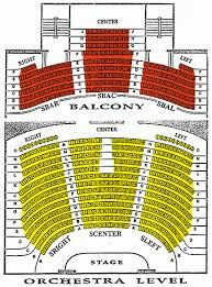 The Sheldon Seating Chart Neal Blaisdell Concert Hall Seating Chart Pilates Reformer