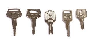 Heavy Equipment Key Chart Heavy Equipment Ignition Keys Key Sets