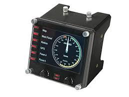 g saitek pro flight multi panel