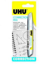 <b>Ручка</b>-<b>корректор</b> Extra Fine Point ZL103-W - Агрономоff