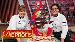 XXL-Zirkus-Kuchen: 15 Kilo Schokolade in einer Torte | (1/2) | Das große  Backen – Die Profis