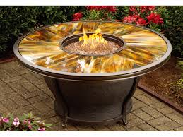 fire pit table with chairs patio propane sets fire pit coffee table dining fire
