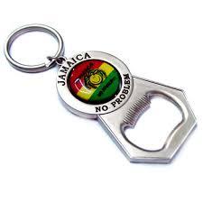 bottle opener advertising. Interesting Advertising Jamaica Advertising Souvenir Customize No Problem Bottle Opener Keychain For L