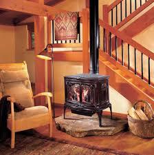 cast iron leyden brown fireplace