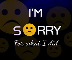 I'm Sorry For Free Sorry ECards Greeting Cards 40 Greetings Inspiration Sorry