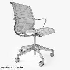 setu office chair. Herman Miller Setu Office Chair 3D Model