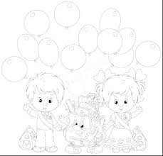 First Day Of Kindergarten Coloring Page Doctorandusinfo