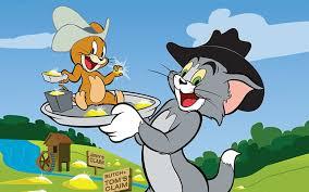 Top 40 hình nền mèo Tom và chuột Jerry đẹp nhất