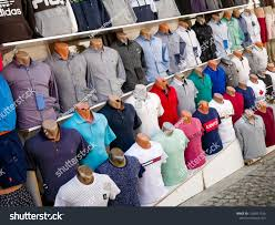 Fake Designer Clothes Kalkan Turkey July 30 2018counterfeit Fake Stock Photo Edit