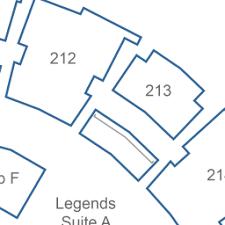 Amway Center Interactive Hockey Seating Chart