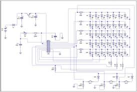 led display circuit diagram the wiring diagram led display kit circuit diagram ed217 technologies semester circuit diagram