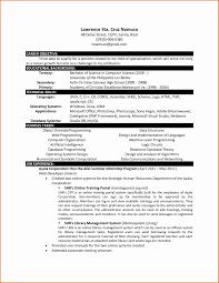 Fresh Resume For An Internship Fresh 12 Inspirational Stock Resume
