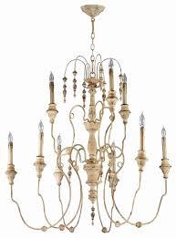distressed antique white chandelier new distressed antique white chandelier photo