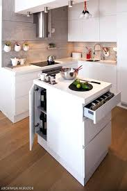 cabinets kitchens lighting modern layouts light and with tin compact kitchen ideas galley efficiency compact kitchen