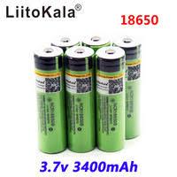 <b>Liitokala</b> 18650 battery