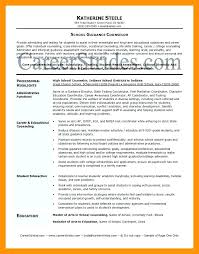Counseling Resume Unique Career Counselor Resume Counselor Resume Sample College Career