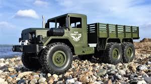 <b>JJRC</b> Q63 Transporter-4 6x6 1/16 US Military <b>RC</b> Truck! Courtesy of ...