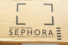 ordering from sephora from south africa